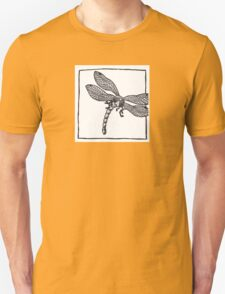 Graphic Dragonfly Unisex T-Shirt