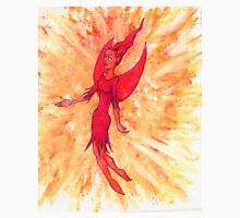 Squashed Red Fairy Unisex T-Shirt