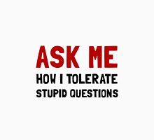 Ask Me Unisex T-Shirt
