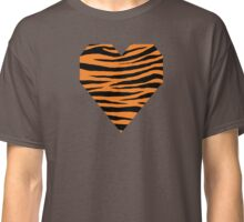0550 Princeton Orange Tiger Classic T-Shirt