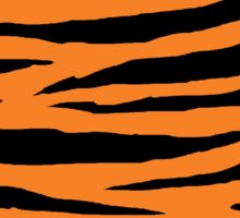 0550 Princeton Orange Tiger Sticker