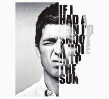 Noel Gallagher Kids Tee