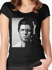 Noel Gallagher Women's Fitted Scoop T-Shirt
