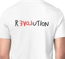 r(evol)ution Unisex T-Shirt
