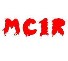 MC1R Photographic Print