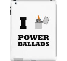 Lighter Ballads iPad Case/Skin