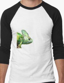 Exotic Reptile Men's Baseball ¾ T-Shirt