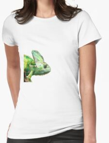 Exotic Reptile Womens Fitted T-Shirt