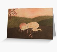 Baby Seed: Birth, Pregnancy, New Baby, Symbolic Art Greeting Card