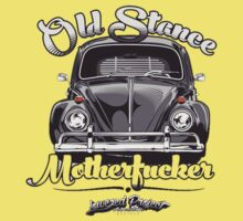 Old Stance Motherfucker One Piece - Short Sleeve