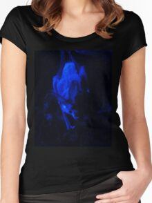 Batty Women's Fitted Scoop T-Shirt