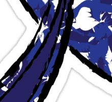ALS Ribbon Sticker