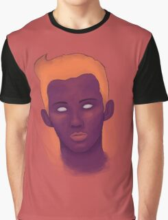 Troye Sivan Portrait Painting Graphic T-Shirt