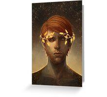 -Sun- Greeting Card