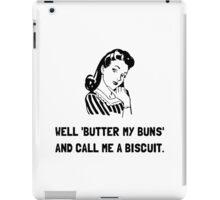 Butter My Buns iPad Case/Skin