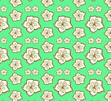 Flower Pattern by AnishaCreations