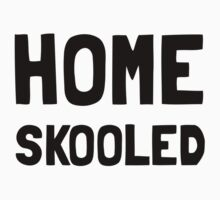Home Skooled One Piece - Long Sleeve