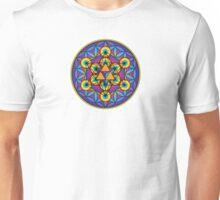 Merkaba with Metatron's Cube  Unisex T-Shirt