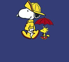 umbrella snoopy peanut Unisex T-Shirt