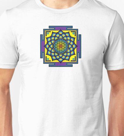 Flower of Life Mandala Unisex T-Shirt