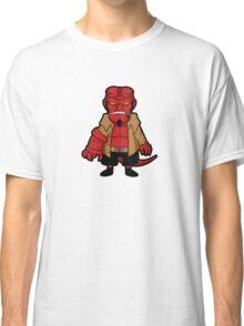 Chibi boy -white- Classic T-Shirt