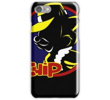 Chip Tracy iPhone Case/Skin
