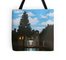 Empire of Light - Magritte Tote Bag