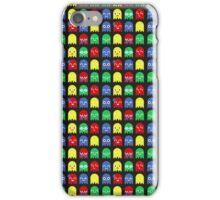 Pixel Ghost Video Game 8bit Geek Graphic T-shirt  iPhone Case/Skin