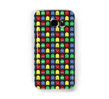 Pixel Ghost Video Game 8bit Geek Graphic T-shirt  Samsung Galaxy Case/Skin