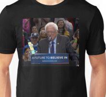 poopy butthole helps bernie Unisex T-Shirt