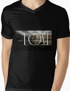 What Love Has To Do With It Mens V-Neck T-Shirt