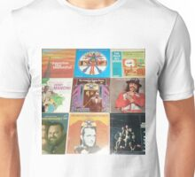 Vintage Records Collection 1D Unisex T-Shirt