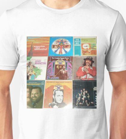 Vintage Records Collection 1D Unisex T-Shirt