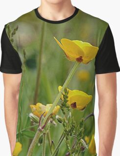 Buttercups Graphic T-Shirt