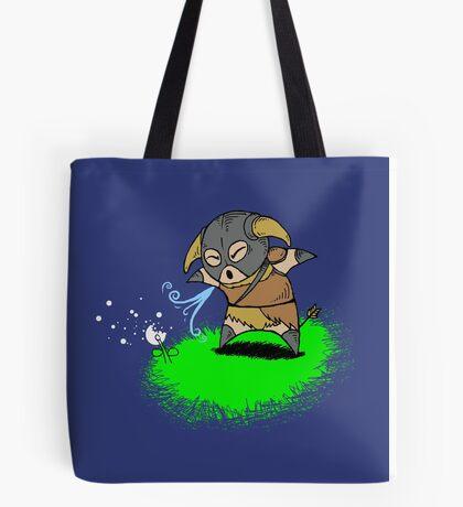 Lil' Dovah Tote Bag