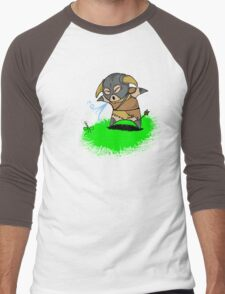 Lil' Dovah Men's Baseball ¾ T-Shirt