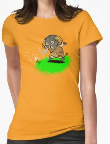 Lil' Dovah Womens Fitted T-Shirt