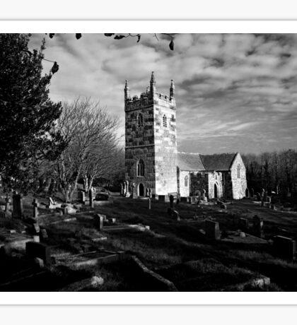St Winwalloe Sticker