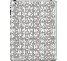 Faded Floral iPad Case/Skin