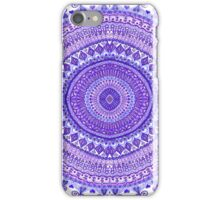 Purple Mandala iPhone Case/Skin
