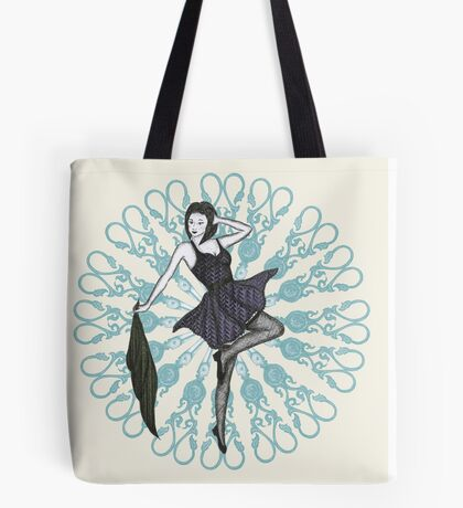 Sewing Suzy Tote Bag