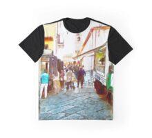 Arzachena: market Graphic T-Shirt