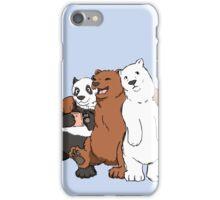 Best Bear Friend Selfie iPhone Case/Skin