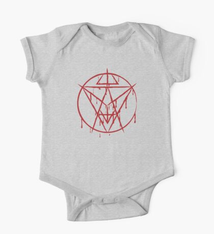 Soul Eater Sigil (Red) One Piece - Short Sleeve
