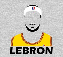 LeBron Abstract Unisex T-Shirt
