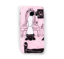 Solitude in Pink Samsung Galaxy Case/Skin