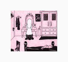 Solitude in Pink Unisex T-Shirt
