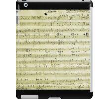 Dies Irae Mozart iPad Case/Skin