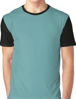 Cadet Blue Graphic T-Shirt