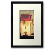 Lighthouse B Framed Print
